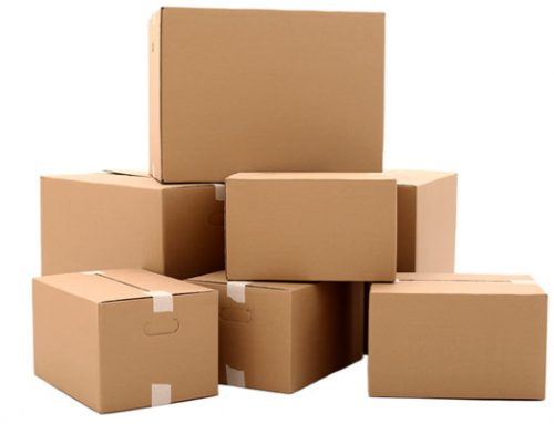 Corrugated Boxes – Plain or Printed